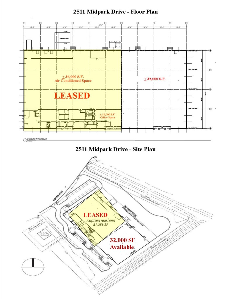 2511 Mid Park Drive Flyer UPDATED 32,000 SF Available pg 3