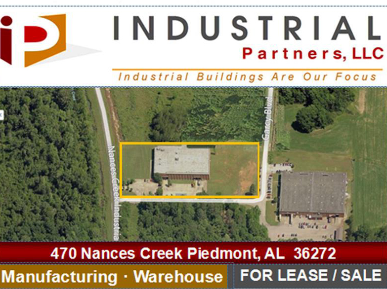 470 Nances Creek PHOTO Front of flyer
