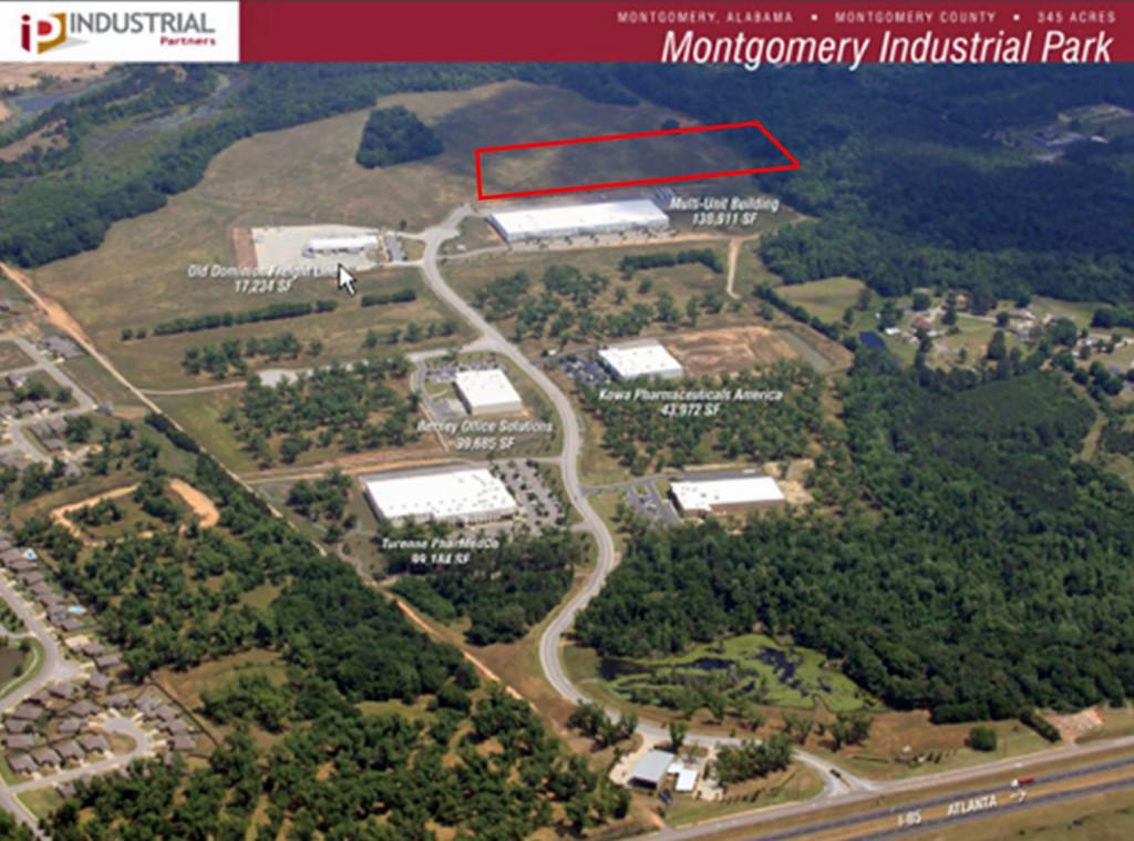 DAS Montgomery Industrial Park
