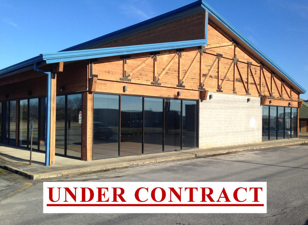 pier one under contract